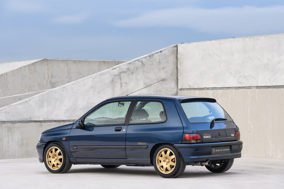 1995 Renault Clio Williams 2 For Sale (picture 3 of 12)