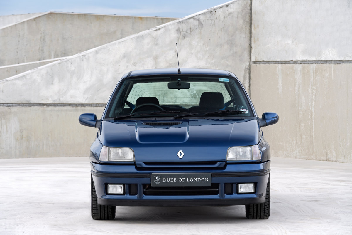1995 Renault Clio Williams 2 For Sale (picture 4 of 12)