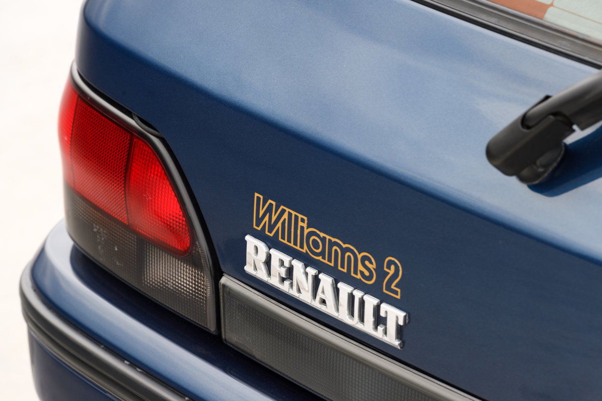 1995 Renault Clio Williams 2 For Sale (picture 7 of 12)