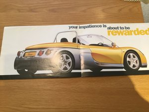 Picture of 1996 Renault Spider brochure For Sale