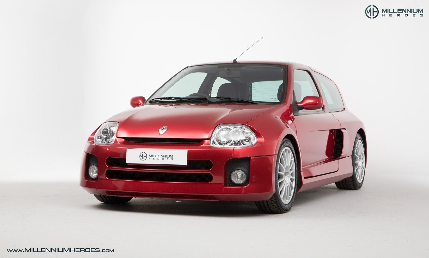 2008 RENAULT MEGANE RENAULTSPORT R26.R For Sale (picture 4 of 7)