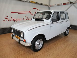 Picture of 1990 Renault R4 TL Savane just 69 tkm For Sale