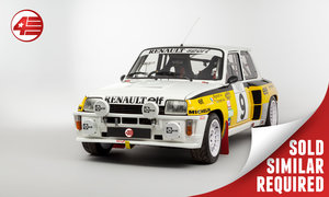 Picture of 1983 Renault 5 Turbo 2 'Tour de Corse' /// RHD SOLD