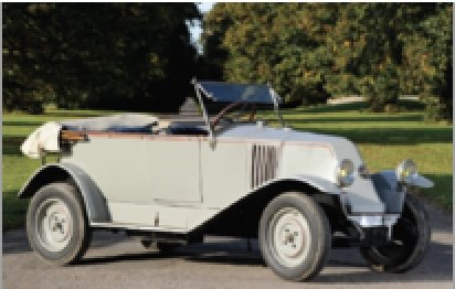 Picture of 1922 Renault NN 4 seater For Sale