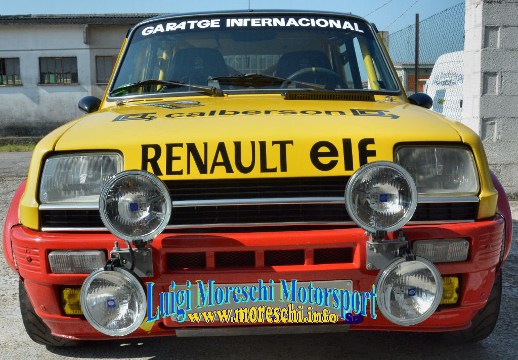 1981 Renault R5 Alpine Rally Gr A For Sale (picture 7 of 12)