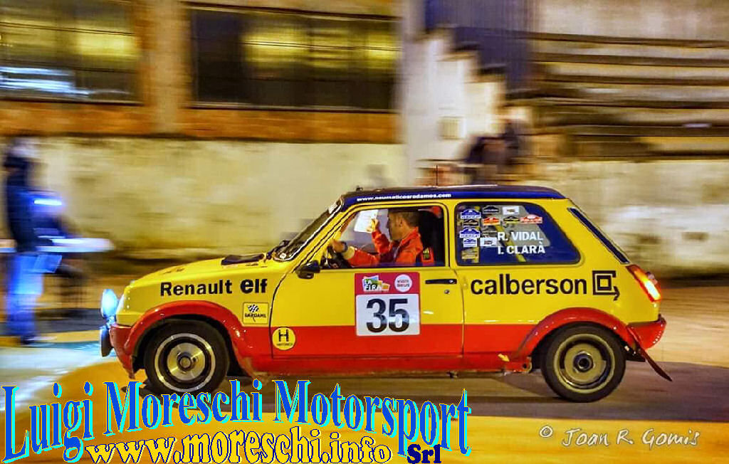 1981 Renault R5 Alpine Rally Gr A For Sale (picture 8 of 12)