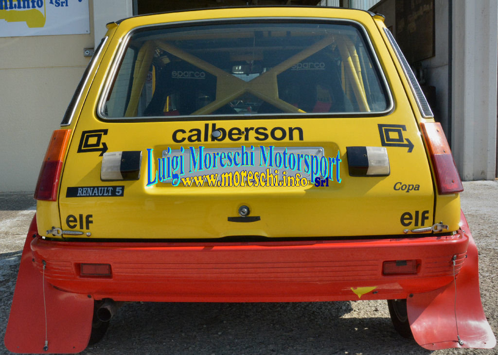1981 Renault R5 Alpine Rally Gr A For Sale (picture 11 of 12)