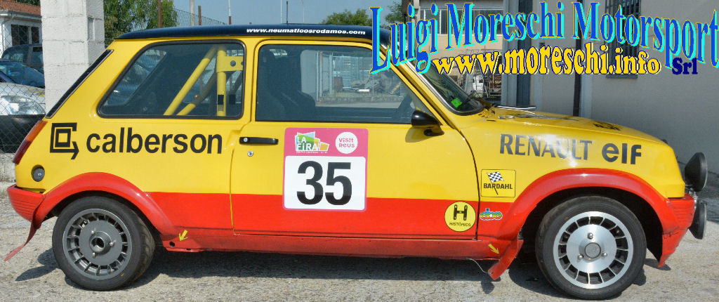 1981 Renault R5 Alpine Rally Gr A For Sale (picture 12 of 12)
