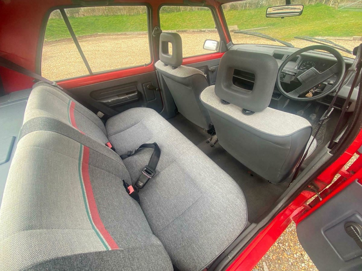A Charmingly Beautiful 1989 Renault 5 Campus, 68,000 Miles For Sale (picture 9 of 10)