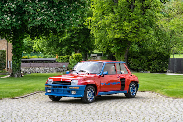 1983 Renault 5 Turbo Lot 109 For Sale by Auction (picture 1 of 44)