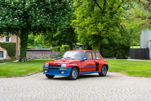 1983 Renault 5 Turbo Lot 109 For Sale by Auction (picture 2 of 44)