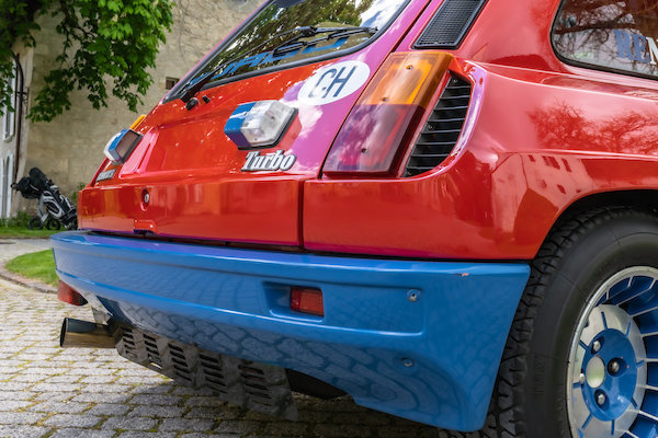 1983 Renault 5 Turbo Lot 109 For Sale by Auction (picture 3 of 44)