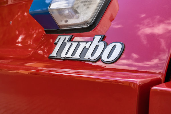 1983 Renault 5 Turbo Lot 109 For Sale by Auction (picture 9 of 44)