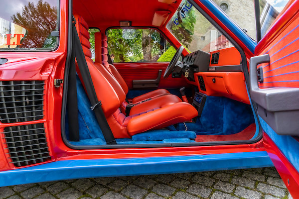 1983 Renault 5 Turbo Lot 109 For Sale by Auction (picture 34 of 44)