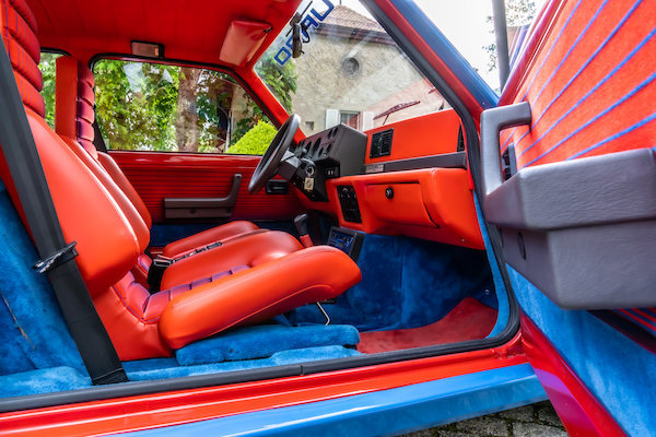 1983 Renault 5 Turbo Lot 109 For Sale by Auction (picture 35 of 44)