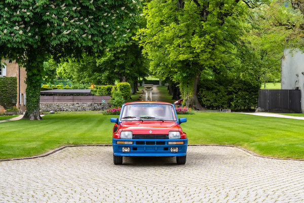 1983 Renault 5 Turbo Lot 109 For Sale by Auction (picture 36 of 44)