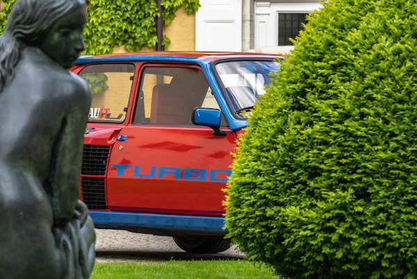 1983 Renault 5 Turbo Lot 109 For Sale by Auction (picture 37 of 44)