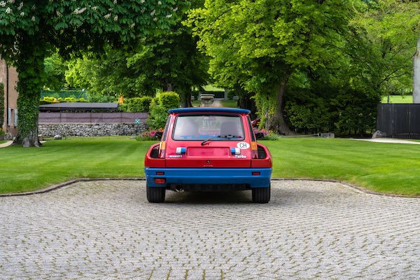 1983 Renault 5 Turbo Lot 109 For Sale by Auction (picture 38 of 44)