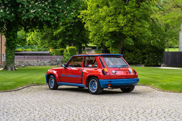 1983 Renault 5 Turbo Lot 109 For Sale by Auction (picture 39 of 44)