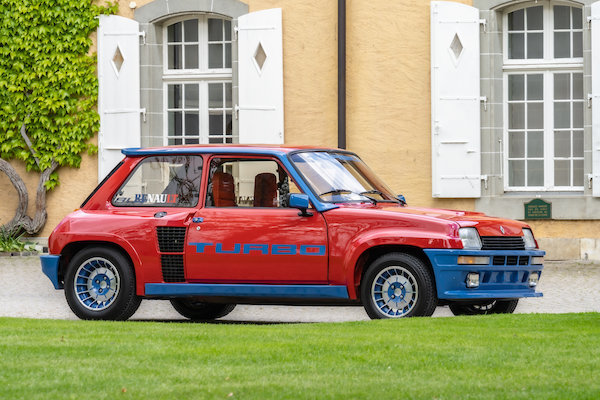 1983 Renault 5 Turbo Lot 109 For Sale by Auction (picture 41 of 44)