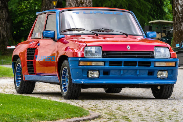 1983 Renault 5 Turbo Lot 109 For Sale by Auction (picture 42 of 44)