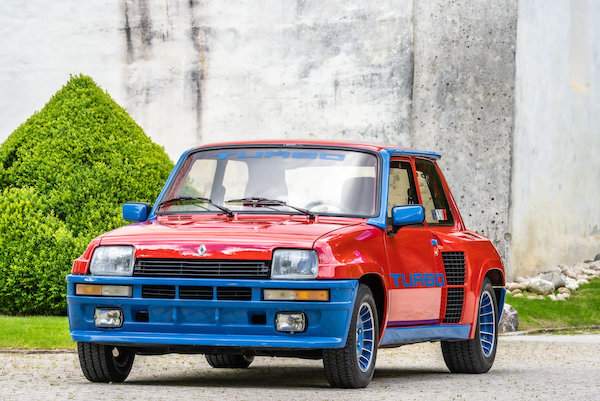 1983 Renault 5 Turbo Lot 109 For Sale by Auction (picture 43 of 44)