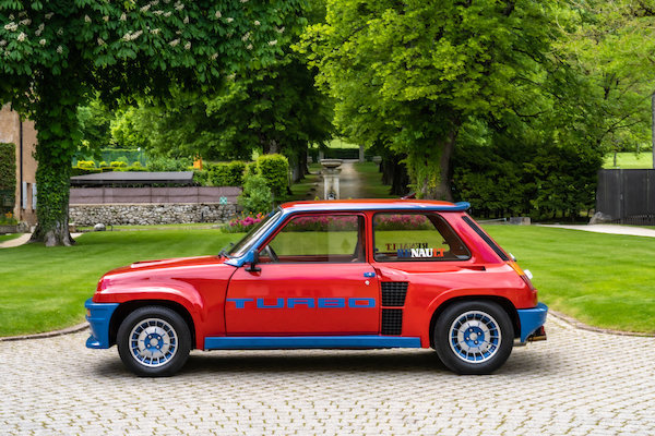 1983 Renault 5 Turbo Lot 109 For Sale by Auction (picture 44 of 44)