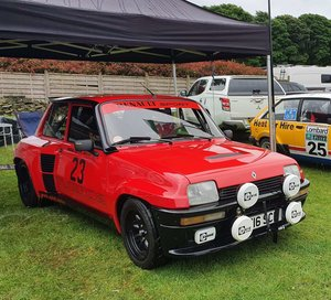 Picture of 1984 Renault 5 Turbo 2. Ex-Derek Warwick  For Sale by Auction