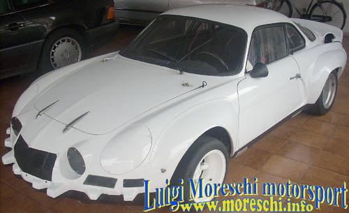1971 Renault Alpine A110 1600S (ex-works) For Sale (picture 1 of 6)