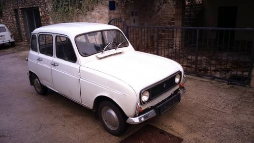 1974 Renault 4tl For Sale (picture 1 of 6)