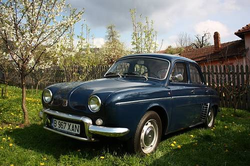 1967 Renault Dauphine Gordini For Sale (picture 6 of 6)