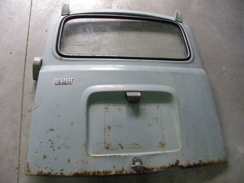 Renault 2CV FIRST SERIES DOORS AND OTHER For Sale (picture 2 of 6)