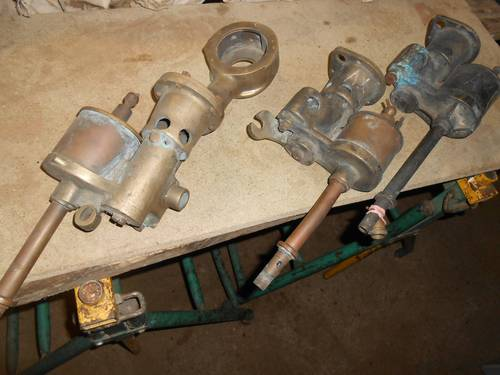 renault carburetters SOLD (picture 1 of 6)