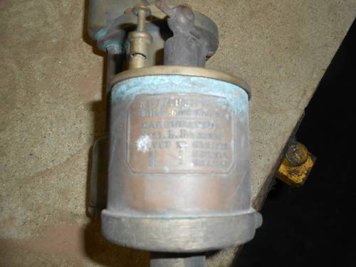 renault carburetters SOLD (picture 6 of 6)
