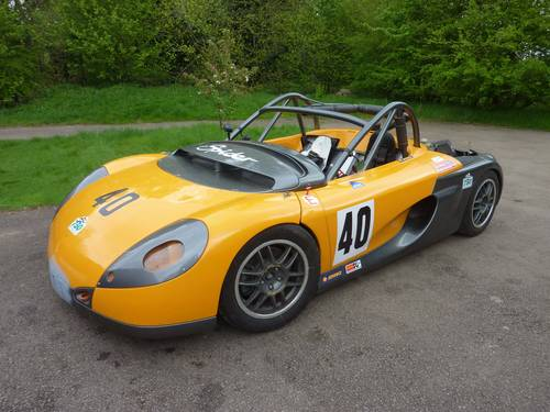 1996 RENAULT CUP SPORT SPIDER 200BHP RACE 1 of 100. INVESTMENT For Sale (picture 1 of 6)