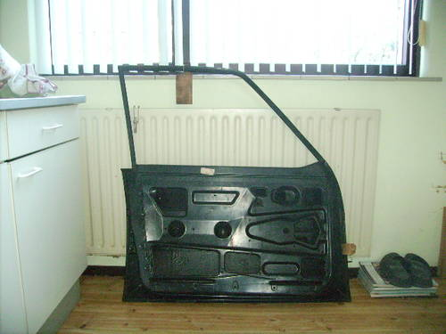 Left front door for Renault R20 For Sale (picture 2 of 2)
