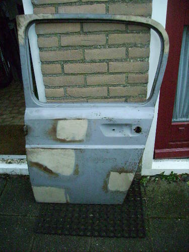 NOS Left rear door for Renault R4 For Sale (picture 1 of 2)