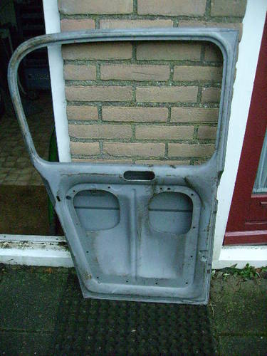 NOS Left rear door for Renault R4 For Sale (picture 2 of 2)
