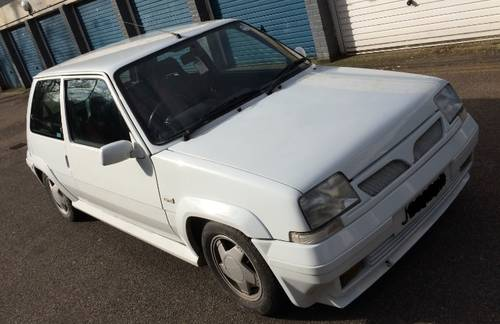 1991 RENAULT 5 GT TURBO – only 94k - 190BHP 19PSi For Sale (picture 2 of 6)