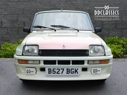 1984 Renault 5 Turbo 2 LHD SOLD (picture 3 of 6)