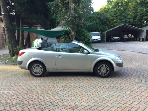 2006 Renault Megane Privilege For Sale (picture 2 of 6)