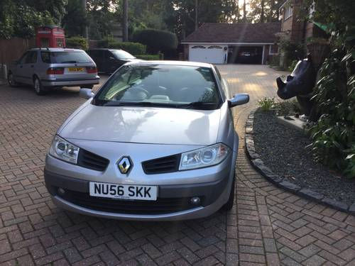 2006 Renault Megane Privilege For Sale (picture 3 of 6)