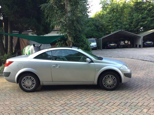 2006 Renault Megane Privilege For Sale (picture 5 of 6)
