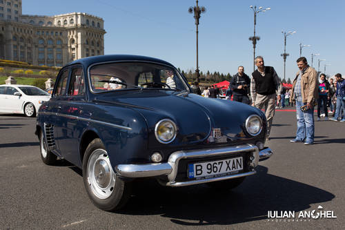 1967 Renault Dauphine Gordini For Sale (picture 1 of 6)