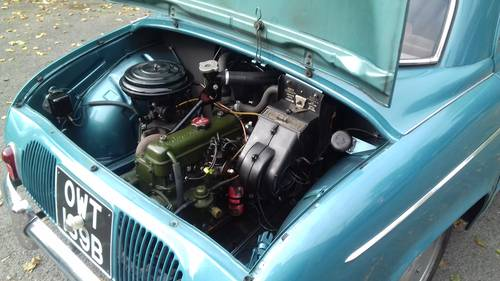 1964 1 owner and 9500 kms from new For Sale (picture 5 of 6)