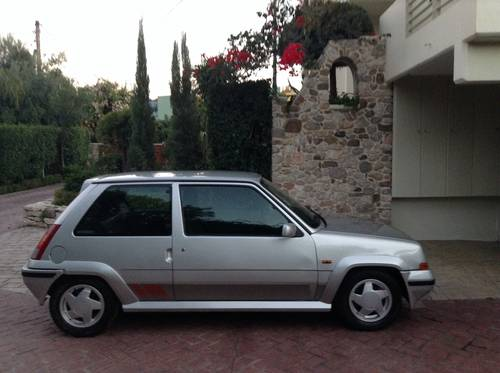 1998 Renault 5 gt turbo  120 ps 1988 For Sale (picture 4 of 6)
