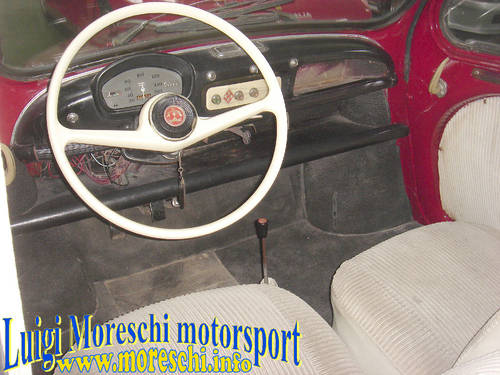 1956 Renault 4CV Sport, version Mille Miglia SOLD (picture 2 of 6)