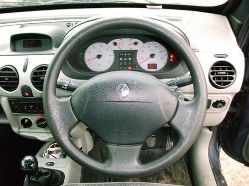 2004 Renault Kangoo 4x4 1.9 Diesel  5 speed manual For Sale (picture 4 of 6)