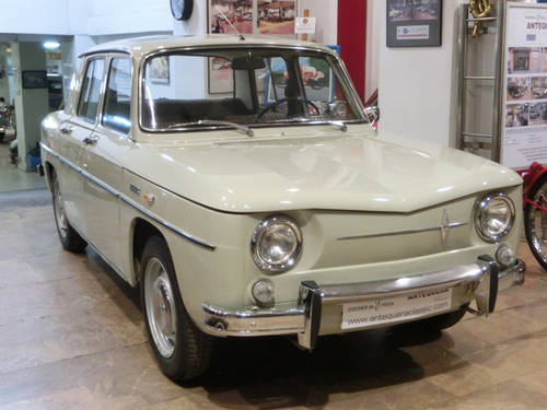 RENAULT 8 - 1972 For Sale (picture 1 of 6)
