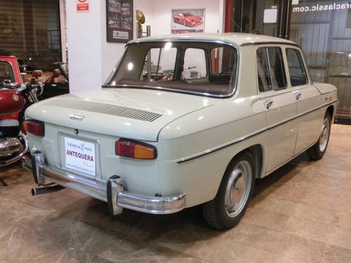 RENAULT 8 - 1972 For Sale (picture 2 of 6)